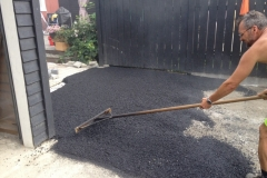 Bygga varm altan och totalt renovering av trägård