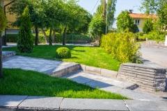 Totalrenovering av trädgård