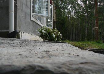 Bygga trappa med natursten