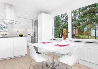 Kök och matplats i Älvsjö