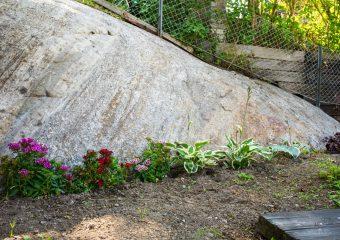 Totalrenovering av trädgård i Älvsjö