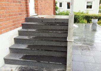 Bygga trappor och stensättningar i Lidingö