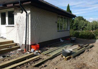 Bygga altan Älvsjö