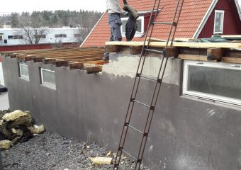 Ombyggnad Stockholm