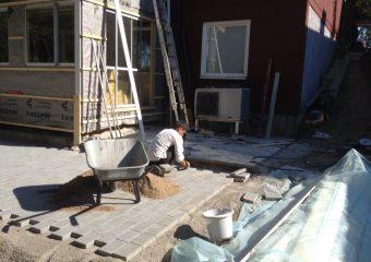 Stensättning Stockholm